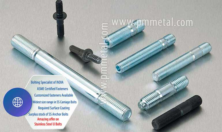 ASTM A453 Grade 660 Bolts
